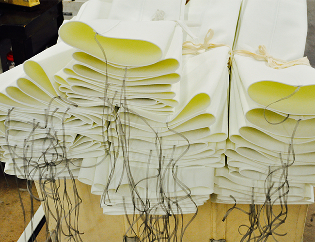 industrial filter bags